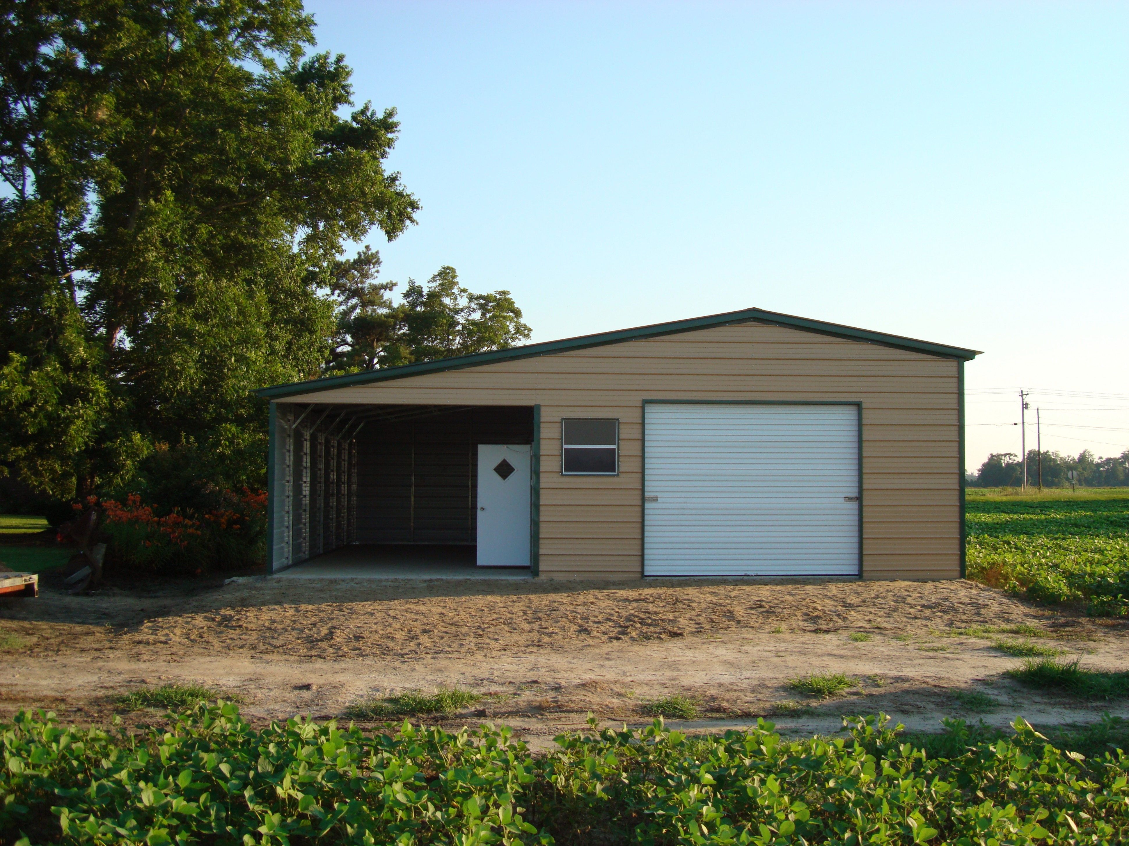 Southern Garage Packages Carolina Carports Garage Packages
