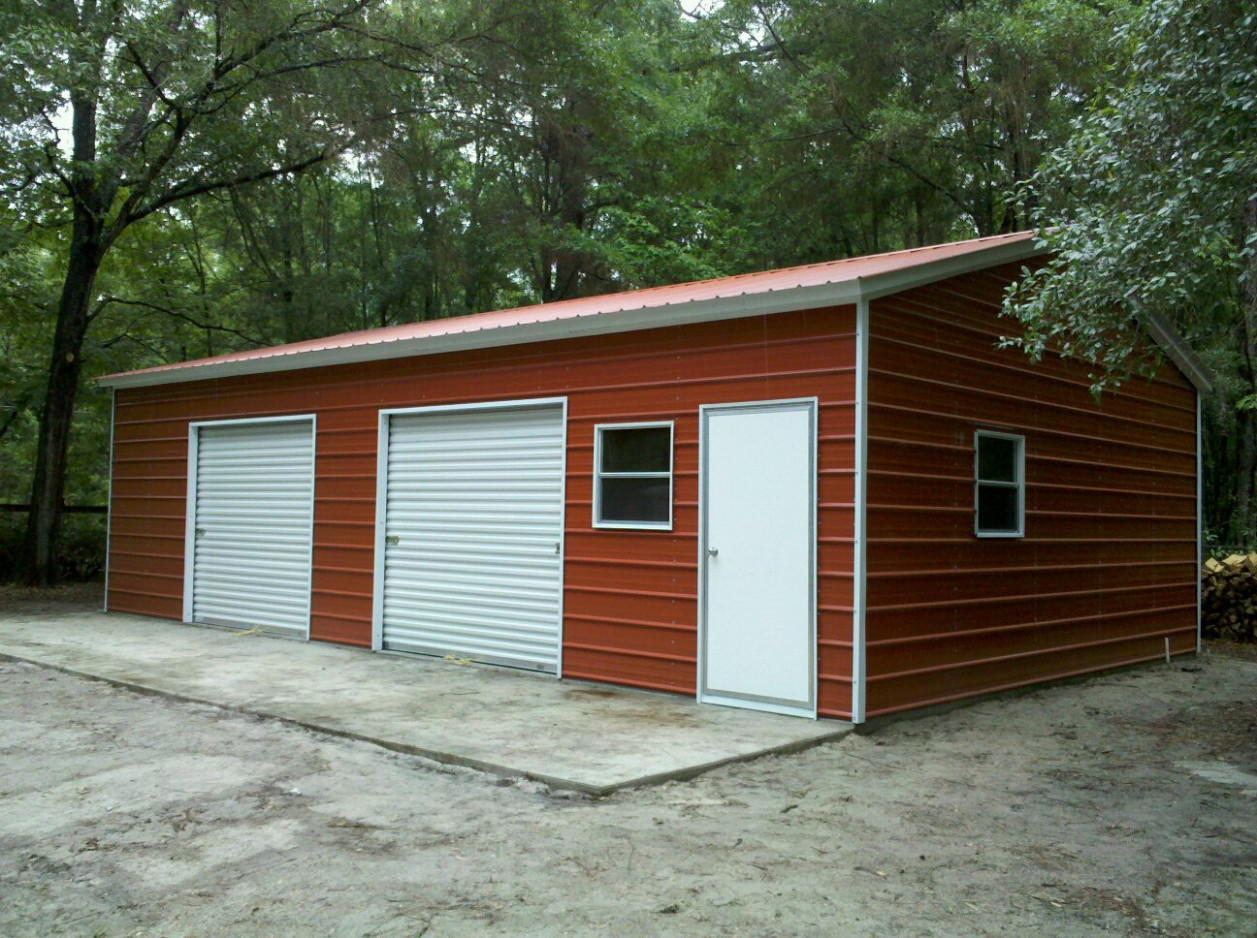 Southern Garage Packages Carolina Carports Garage