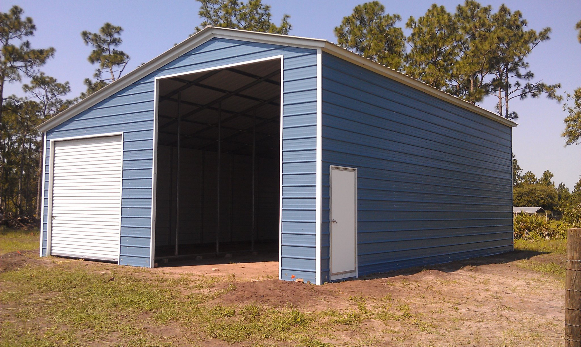 Southern RV Cover Packages Carolina Carports Garage Packages