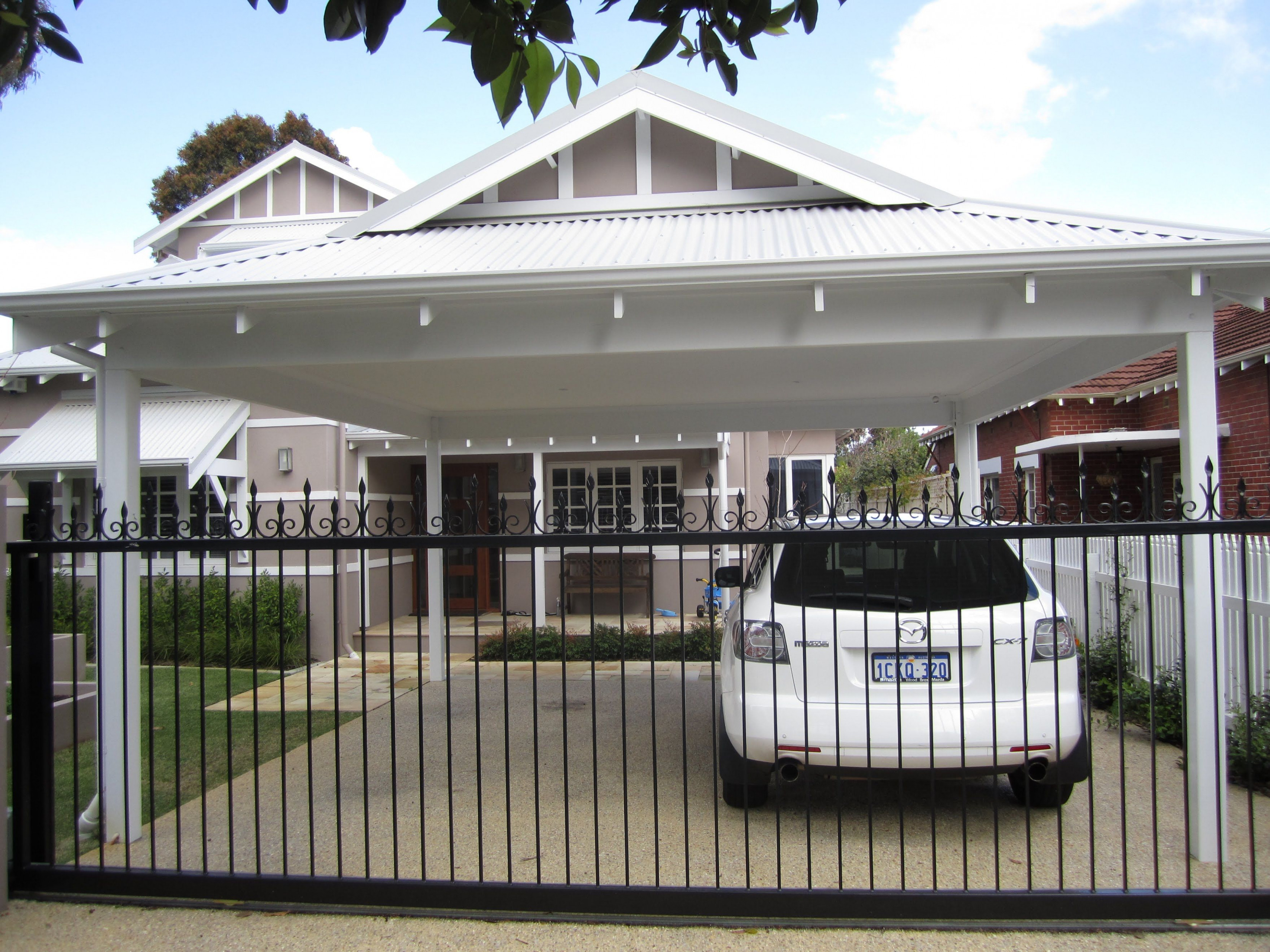 Specialist Carport builders to match your existing ...