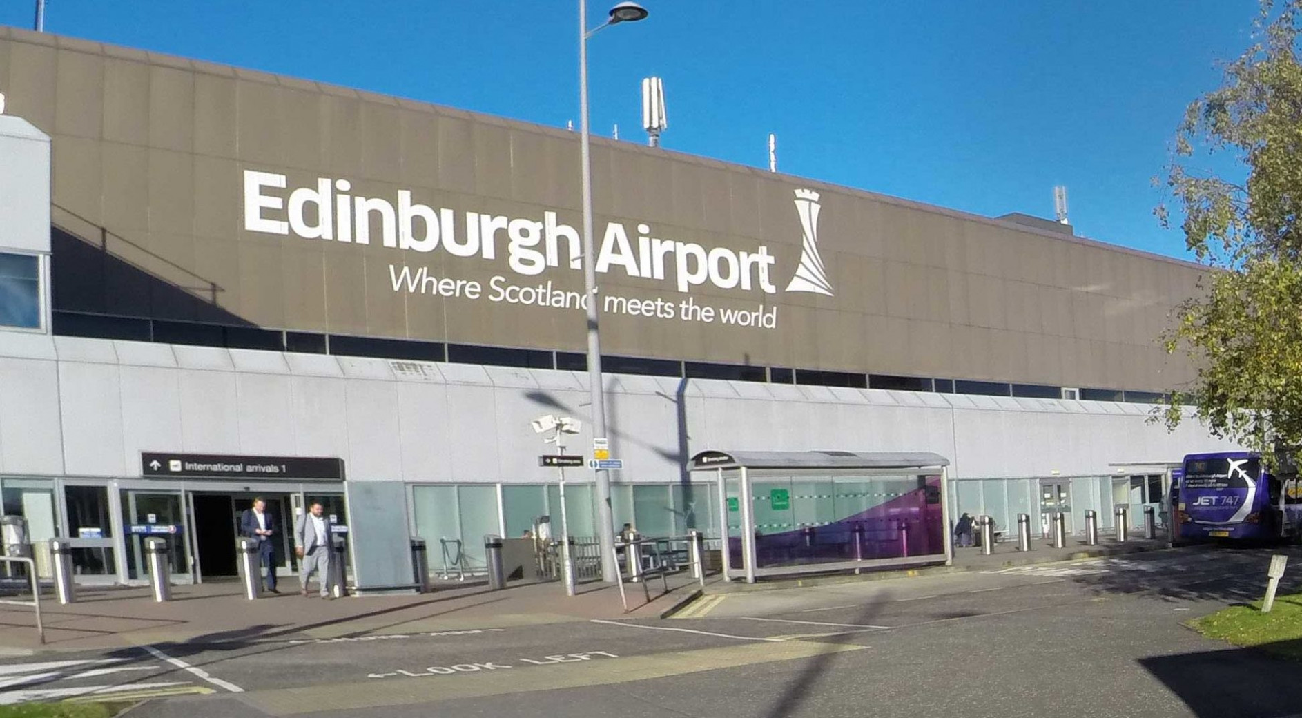 St Andrews Archives Airport Taxis Edinburgh International Andrews Airport Parking