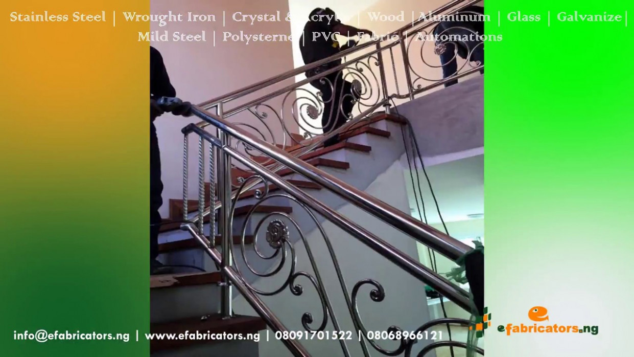 Stainless Steel Handrails Price In Nigeria – Eyesight ..