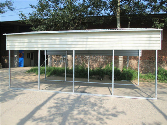 Steel Car Parking Cover Buy Free Standing Car Covers ..