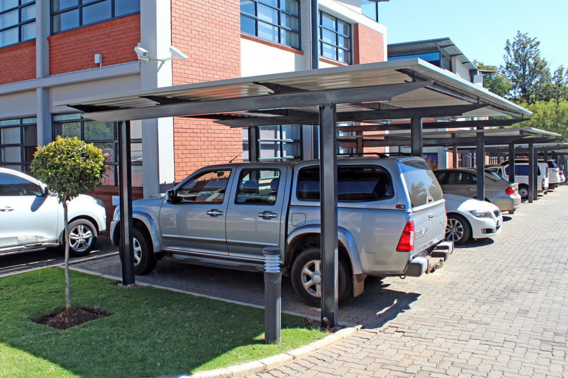 Steel Carports | Ecospan Carports & Shadeports Wooden Carports South Africa