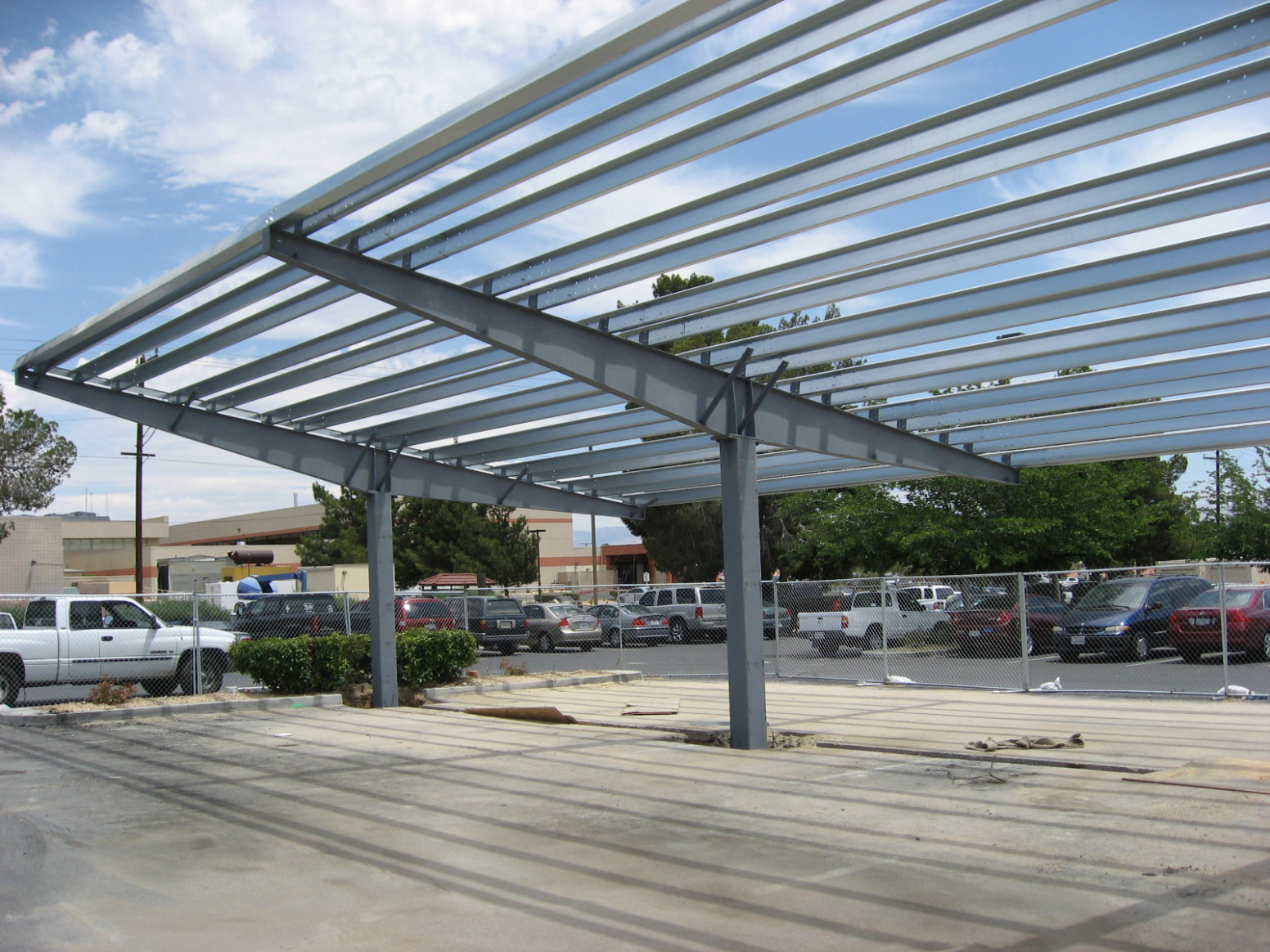 Steel Carports & Solar Structures Pascal Steel Buildings Carports Garages Barns