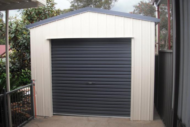 Steel Garages for Sale in New Zealand | Wide Span Sheds