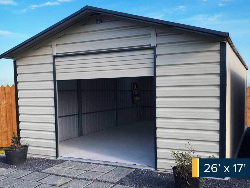 Steel Garages, Garages UK, Metal Garages, Garages Carport Garage Uk