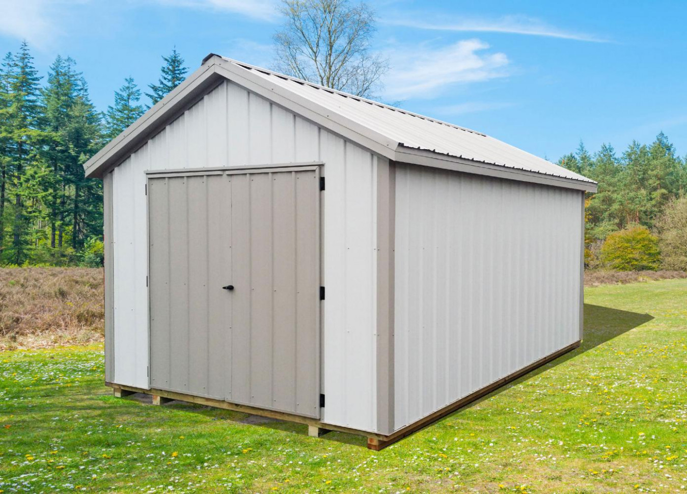 Steel Garden Sheds For Sale In Minnesota And Wisconsin ..