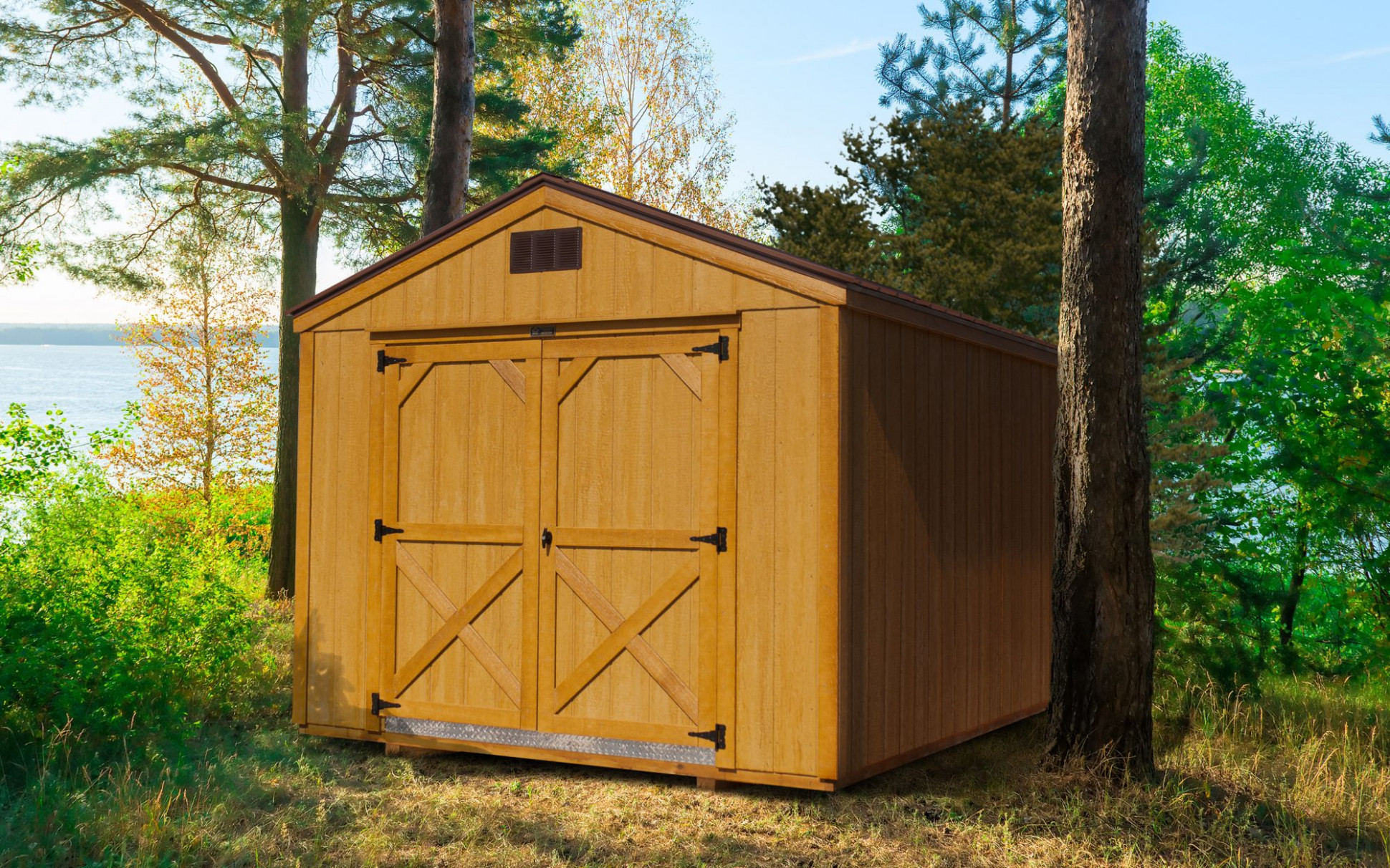 Storage Buildings And Play Sets, Flat Rock, NC | Buildings R Us Amish Wooden Carports