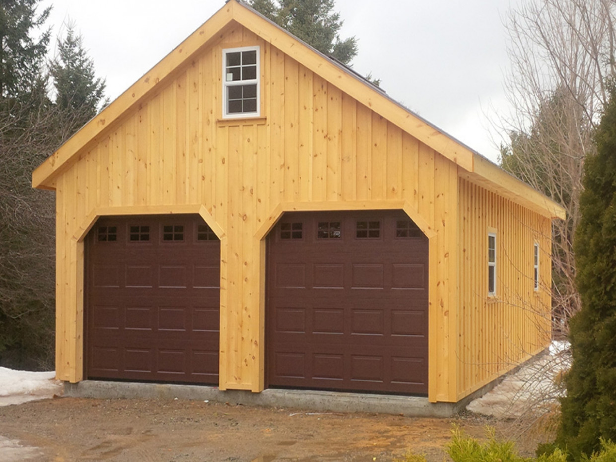 Storage Sheds And Garages, Pre Built Storage Sheds And ..
