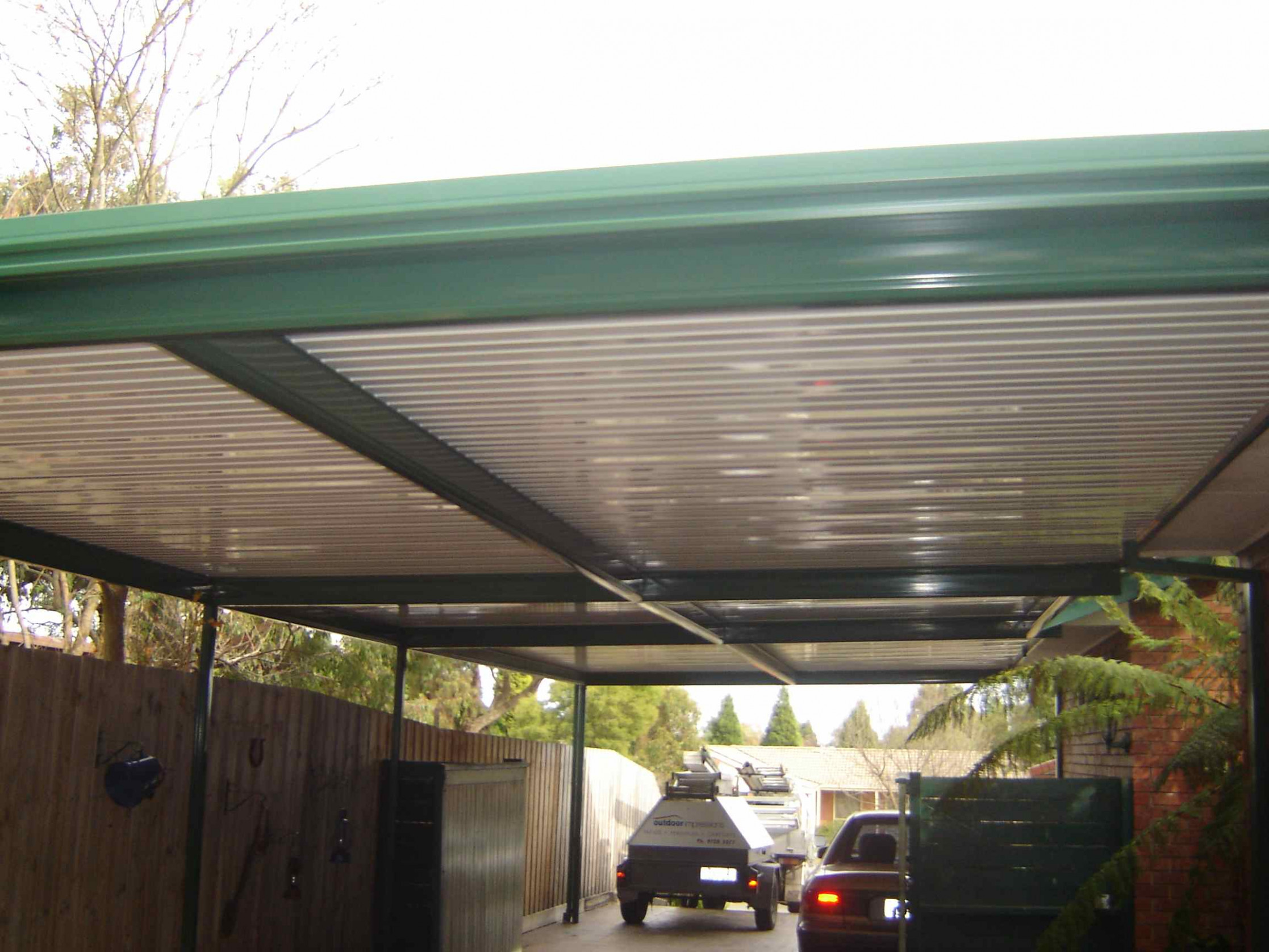 Stratco Carports In Melbourne | Steel Carports Installed ..