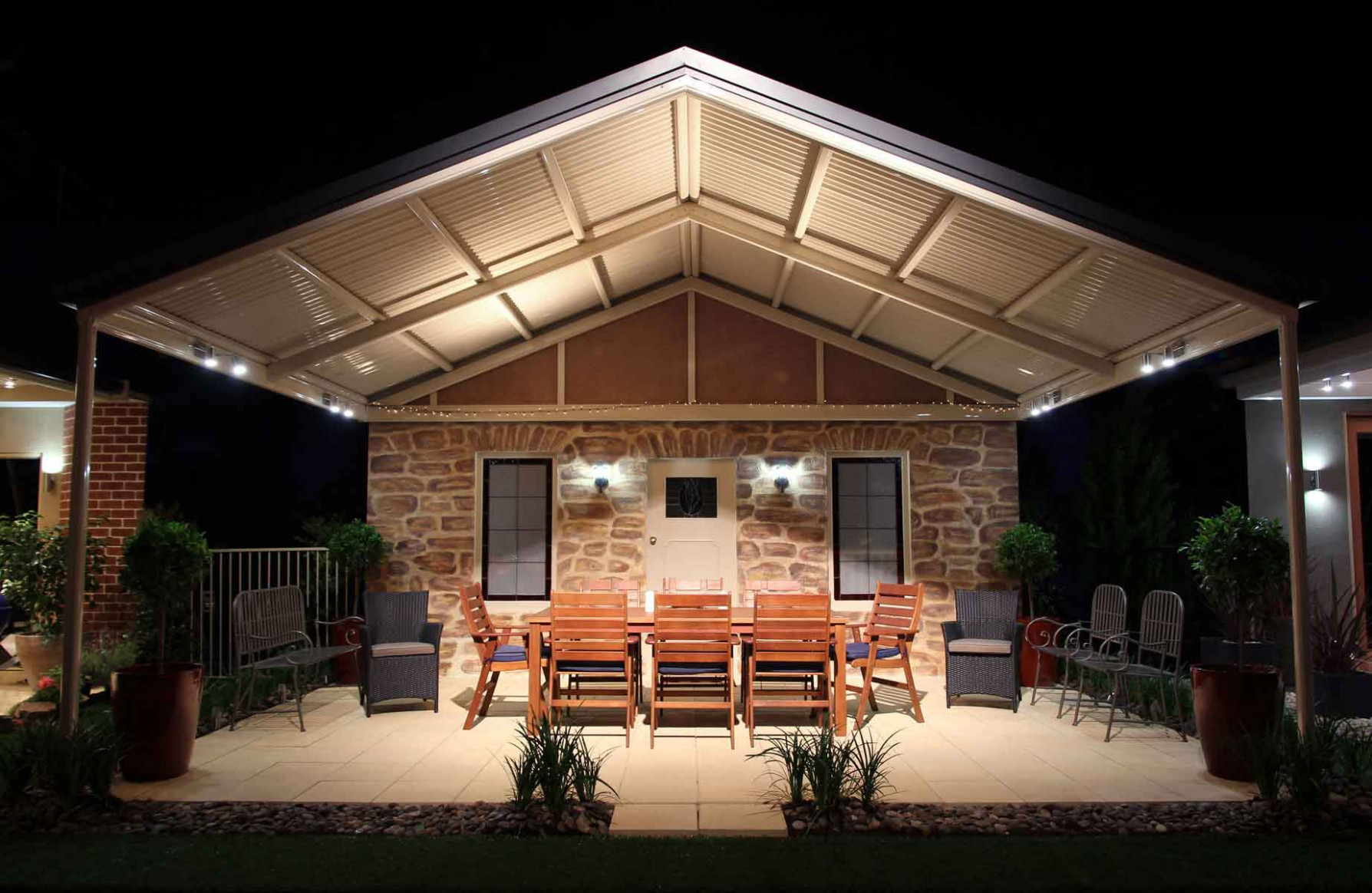 Stratco Outback Patio Installers Melbourne Outdoor ..
