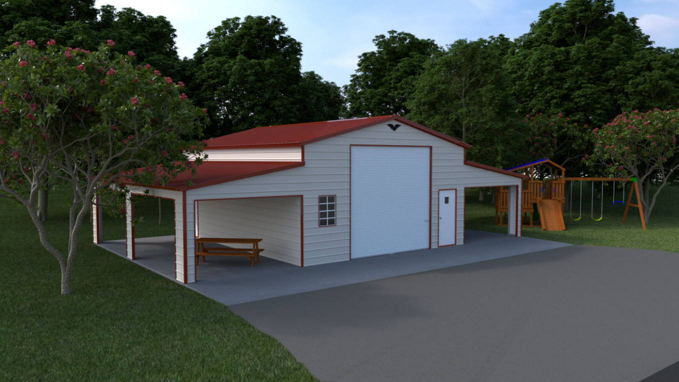 Structure Guides Archives | Carports | Garage | Carport US Modern Carport Kits