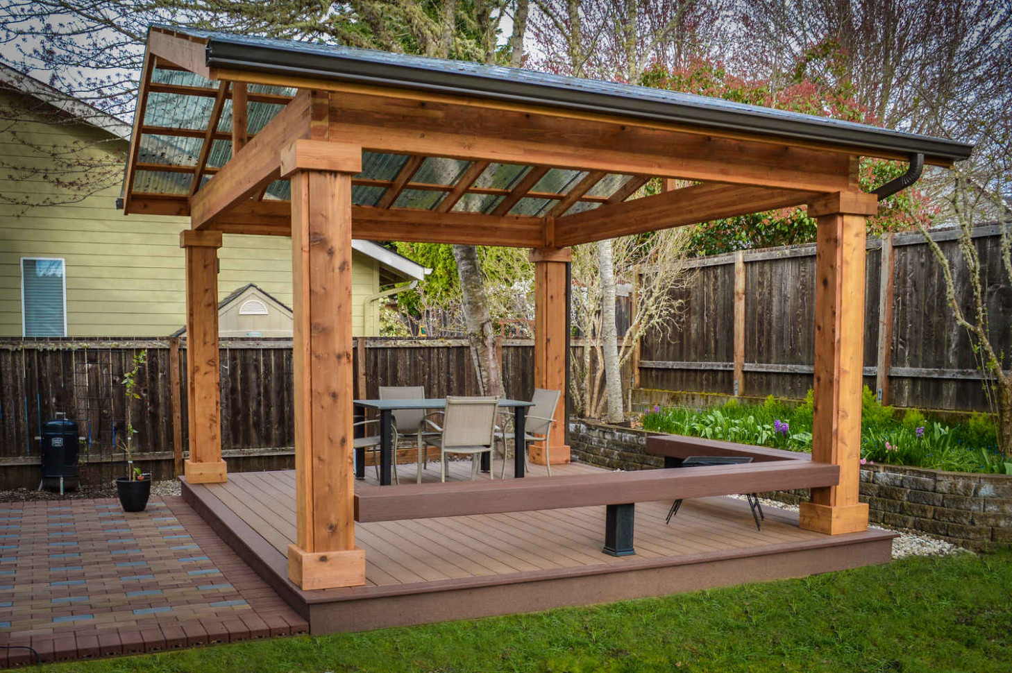 Suntuf DIY Palram Carports & Patio | Palram Industries Ltd Wooden Carports Spain