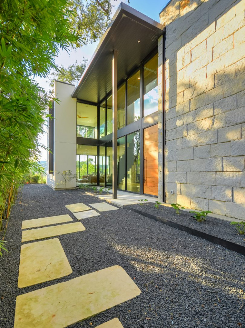 Tarrytown Modern with Lake Austin Views - Darin Walker