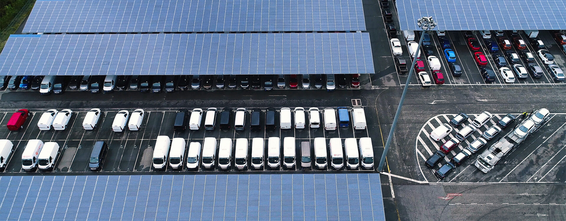 Technical Considerations For Solar Carports In A New ..