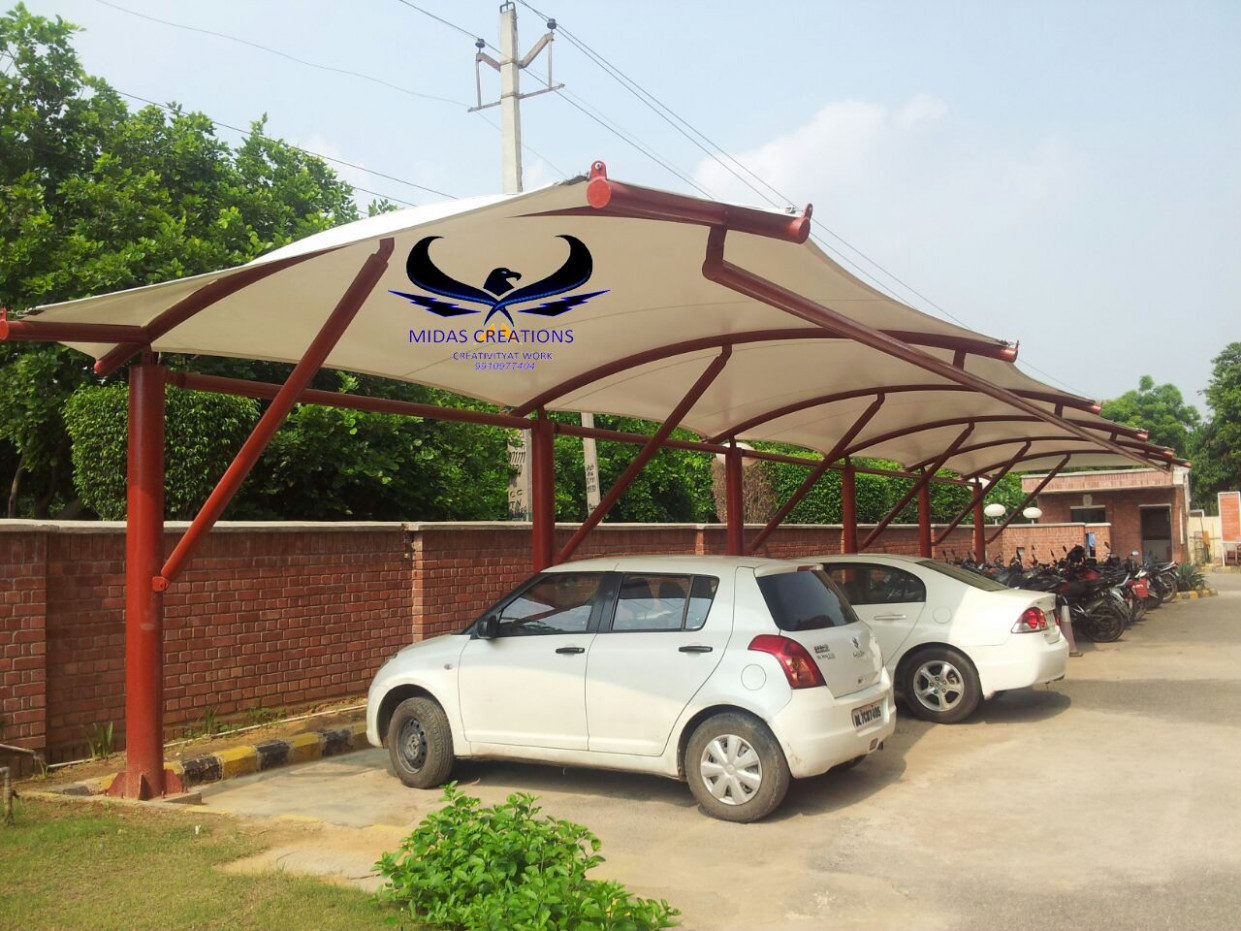 Tensile Car Parking Structures Manufactures | Napvitorla ..