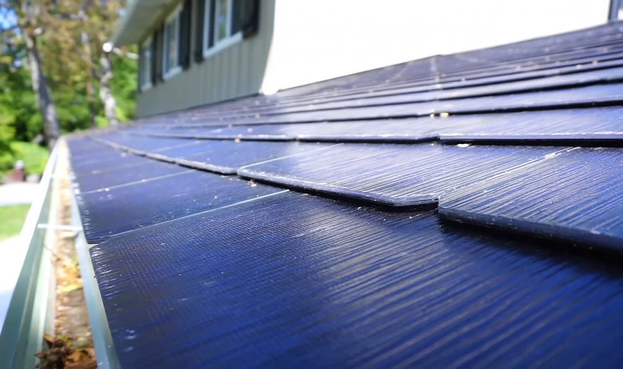 Tesla Solar Roof Tile Design And Installation Showcased In ..
