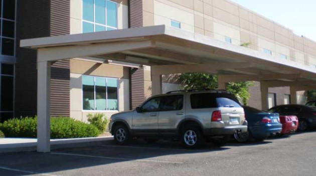 Texas Commercial Carports And Covered Parking Carports Parking Uk