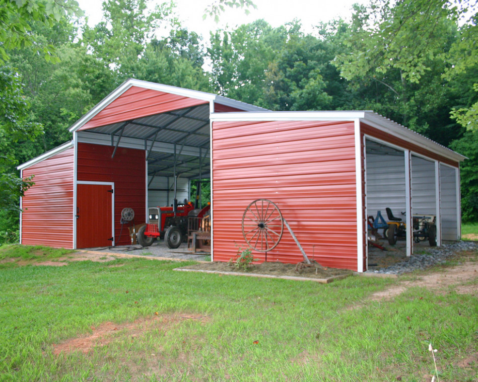 Texas TX Metal Carports | Steel Garages Texas TX Metal Garage Kits Carports