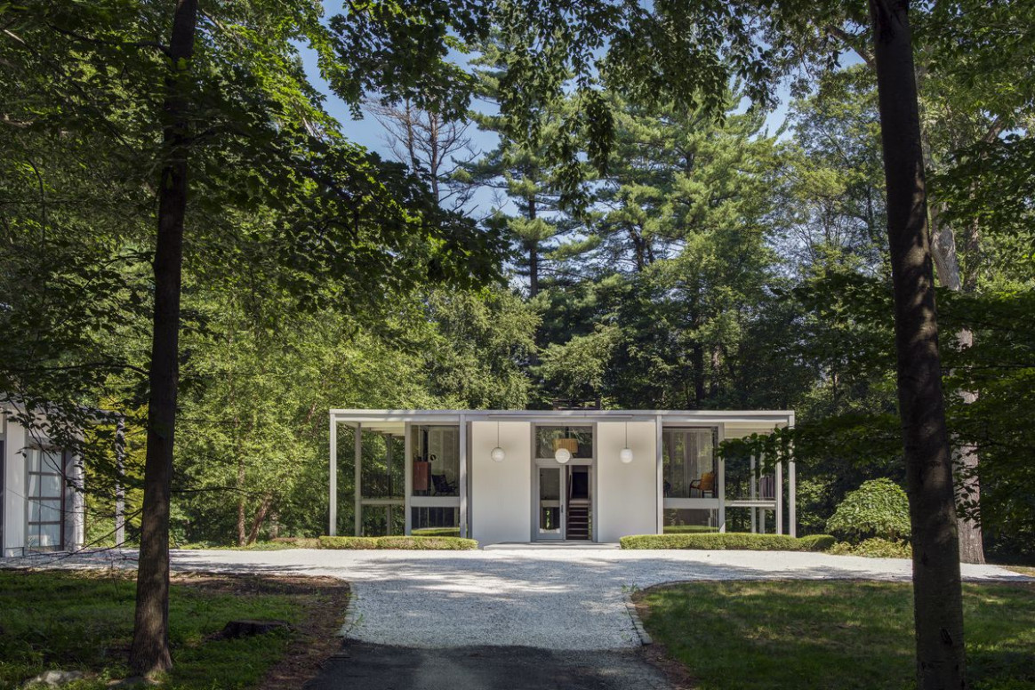 The 13 Best Midcentury Modern Homes Of 13 Curbed Modern Carport Mid Century