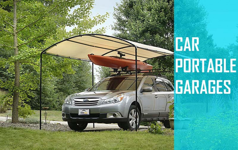 The 6 Best Portable Garages, Carports, Shelters For Cars ...