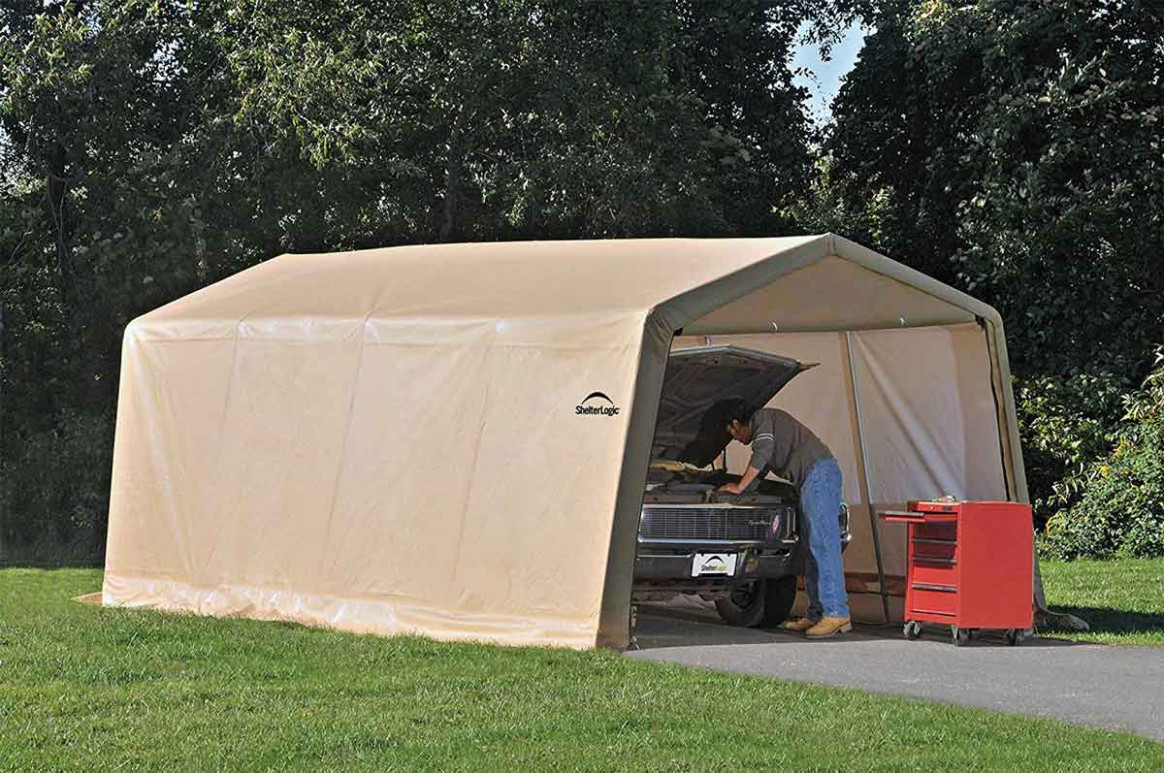 The 7 Best Portable Garages, Shelters, Carports For Cars ..