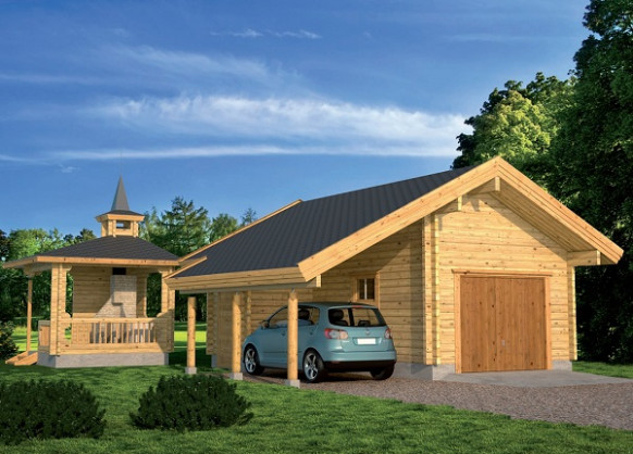 The Advantages Of Wooden Garages – Why Choose Wood As ..