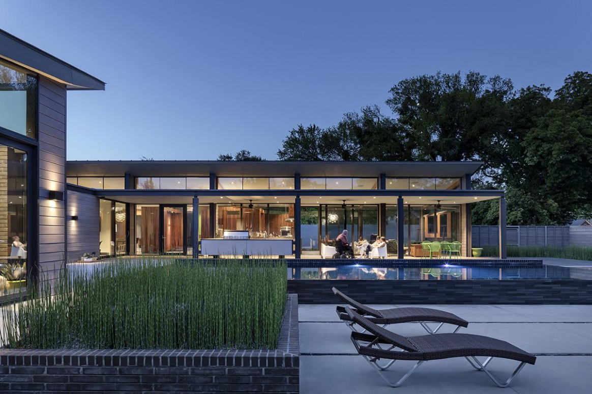 The Best Architects In Dallas (with Photos)   Residential Carport Minimalist Olympic