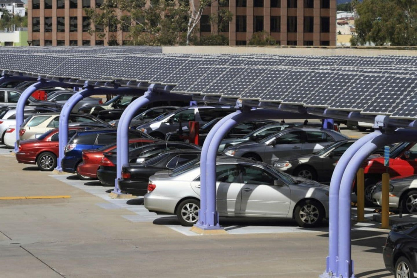 The Best Idea In A Long Time: Covering Parking Lots With ..