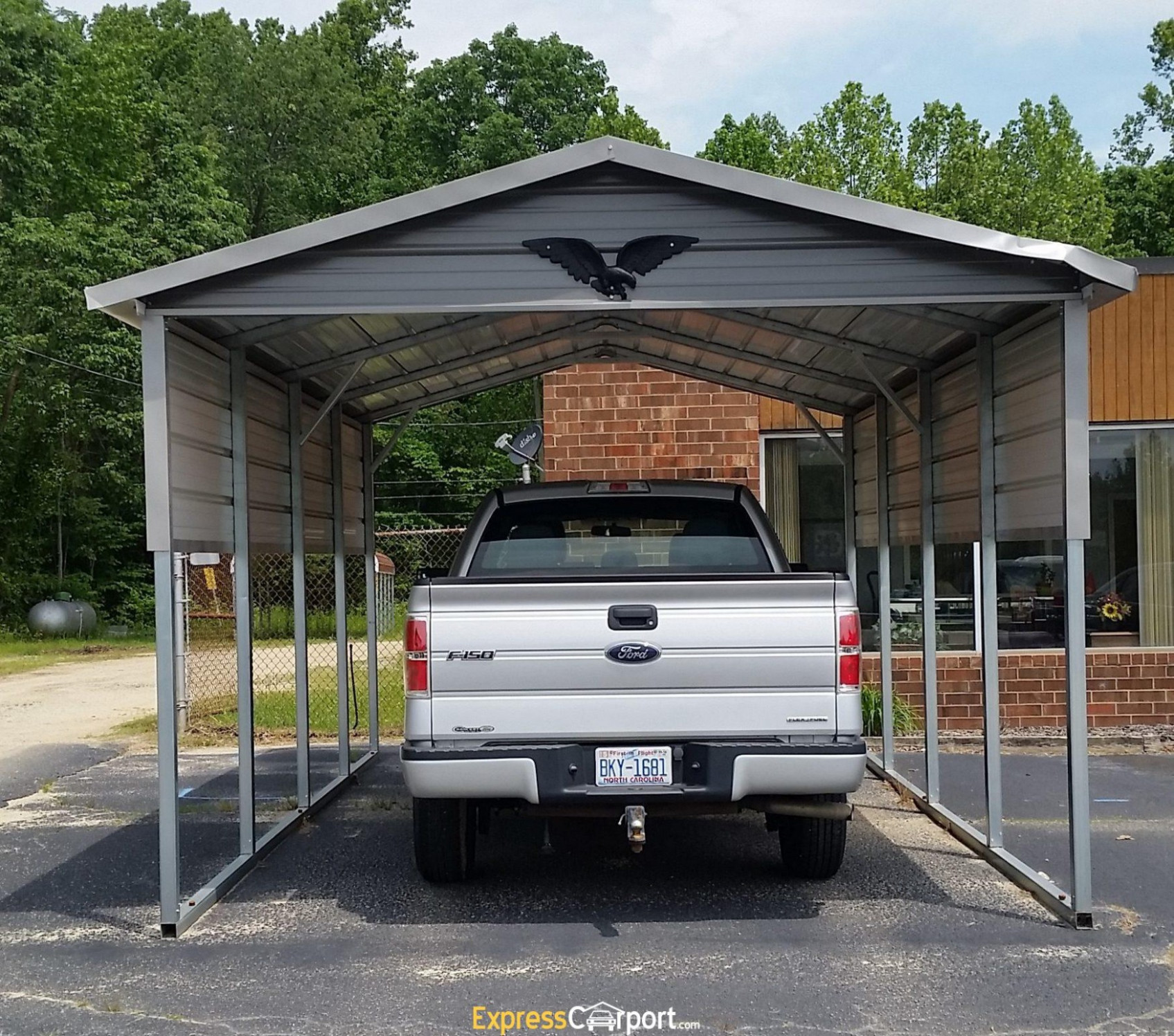 The Biggest Contribution Of Cheap Car | Creative Car Port Idea