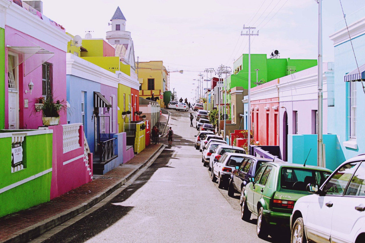 The Most Colorful Places In The World Wooden Carports Cape Town