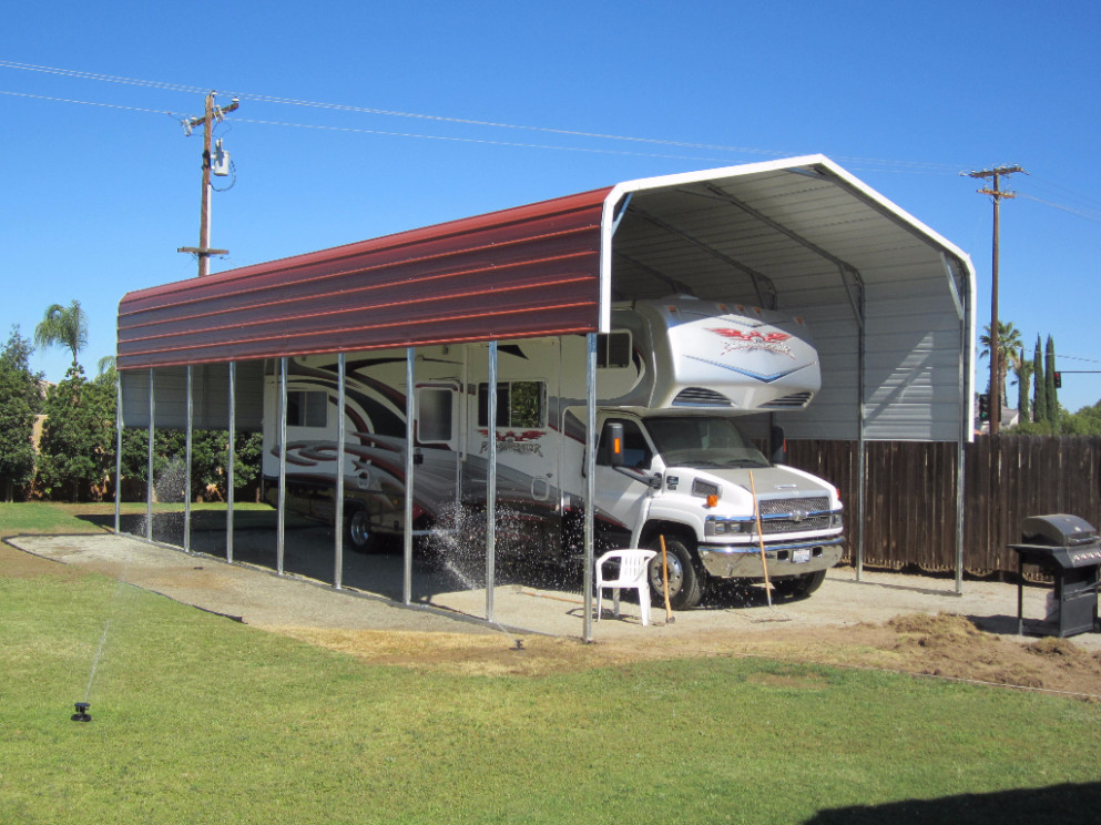 The Top 13 Benefits Of Owning A Carport For Your RV ..