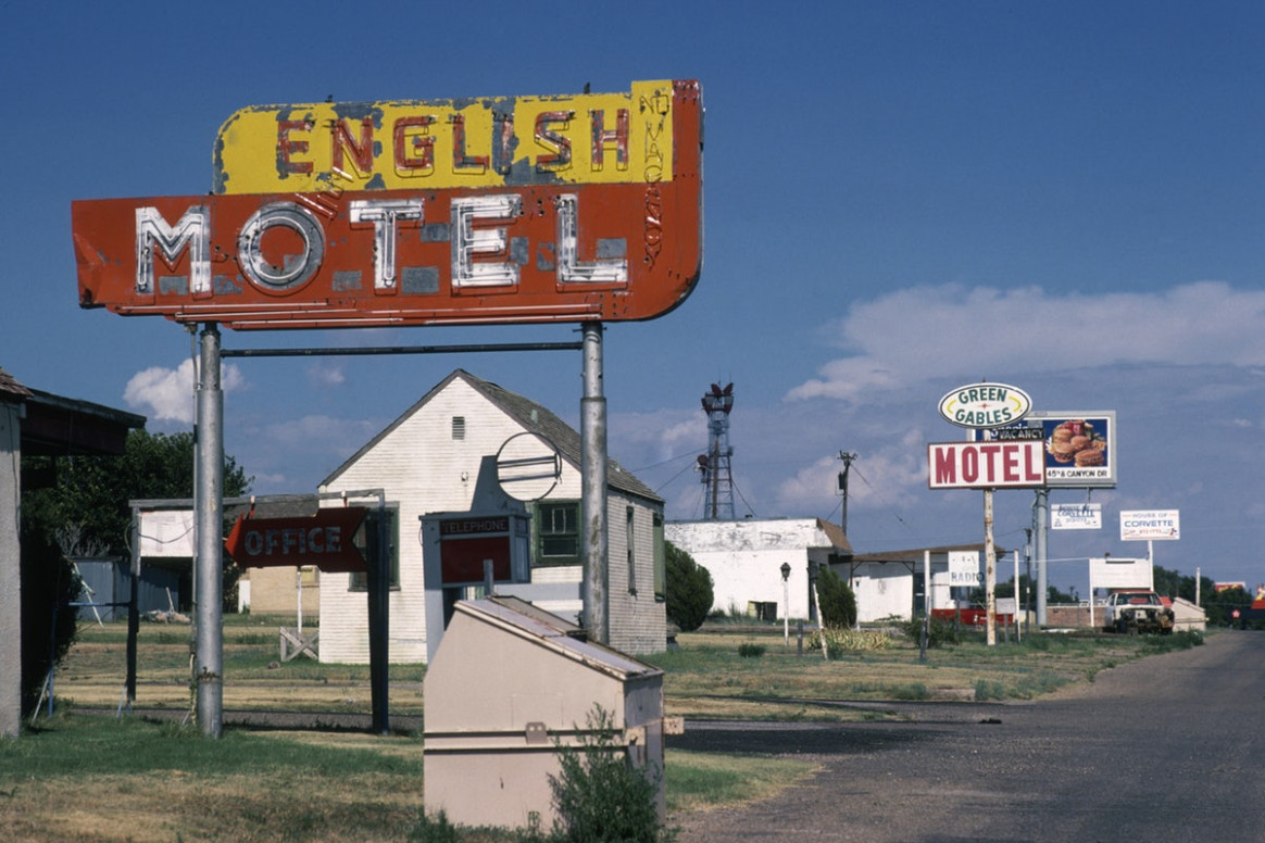 The Twilight Of The Mom And Pop Motel | The New Republic Carport Contemporary Signs