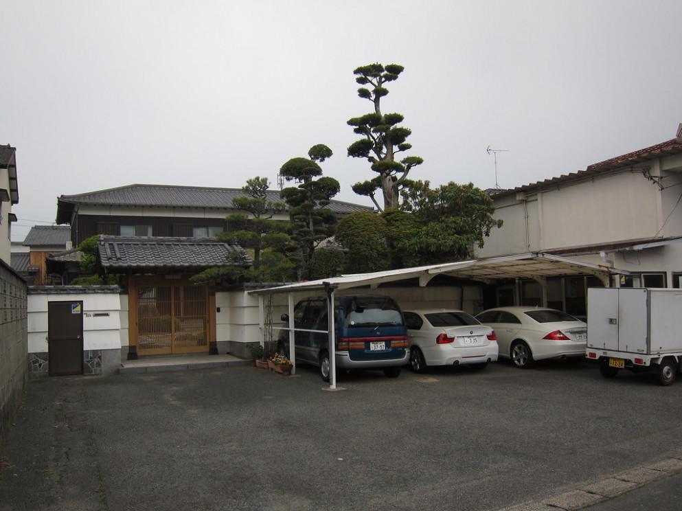 The World's Best Photos Of Carport And Japan Flickr Hive Mind Carport Contemporary Japan