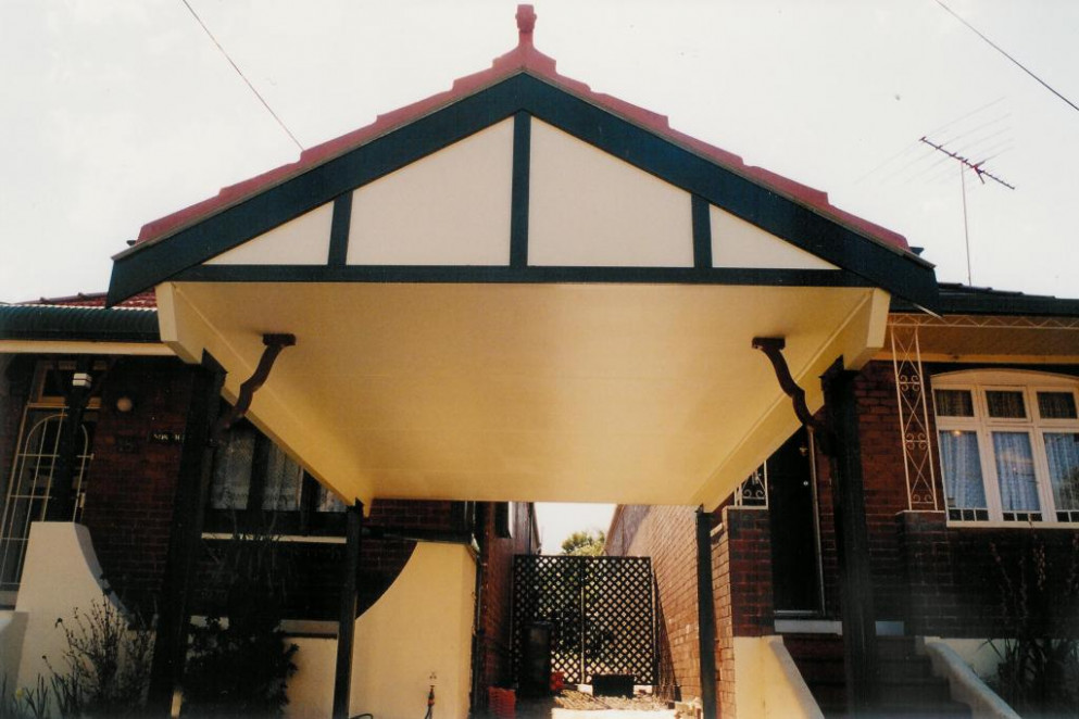 Tiled Roof Gable Carports Gallery Starport Constructions Carports With Tiled Roof