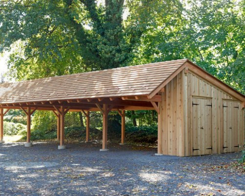 Timber Carport Kits Home Design Ideas, Pictures, Remodel ..