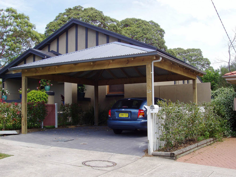 Timber Carports | Thomsons Outdoor Pine Carports Parking Hours