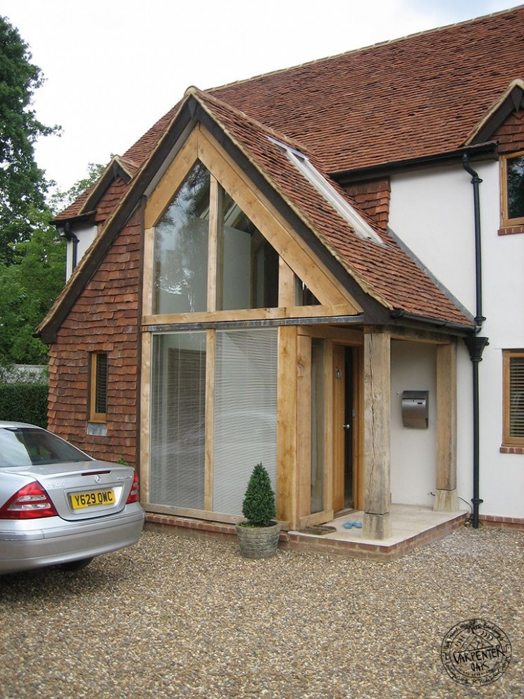 Timber Frame Extensions Are On The Rise! | CPM Exeter Wooden Carport Planning Permission