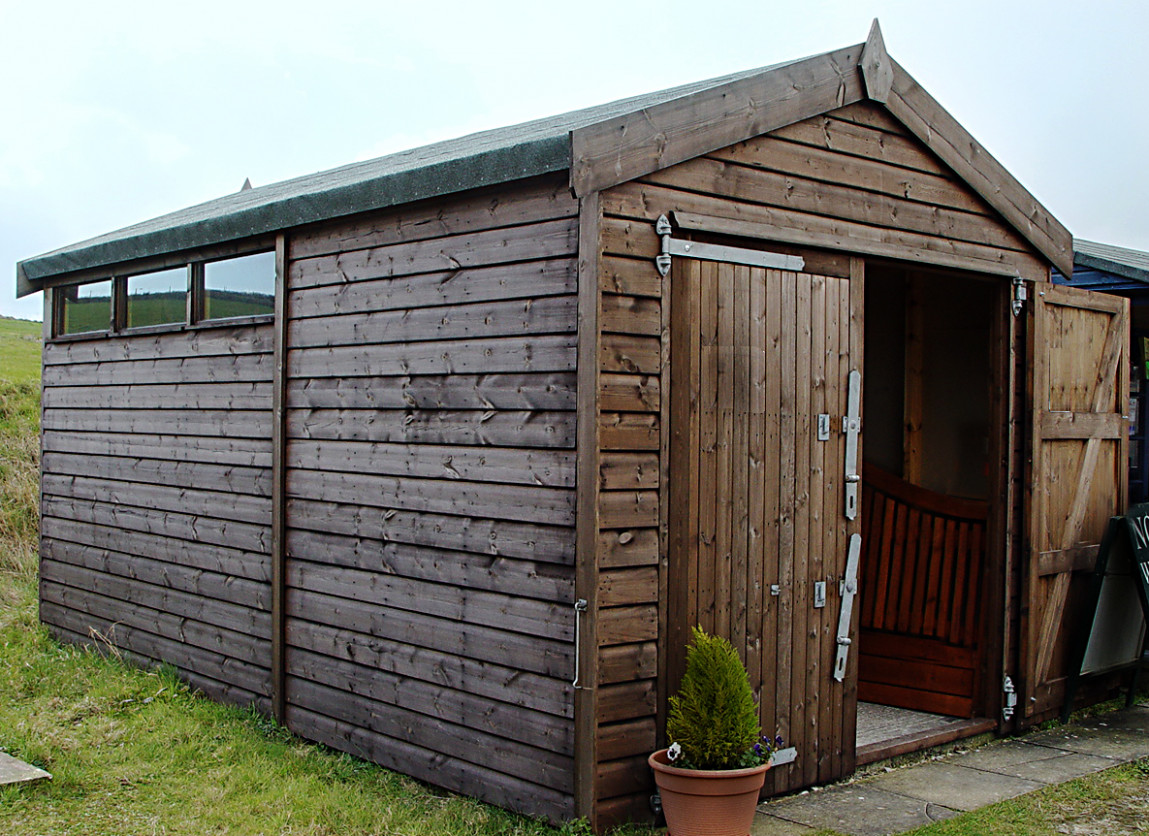 Timber Garages | Made To Measure | Bespoke | Made To Order Wooden Carports For Sale Uk