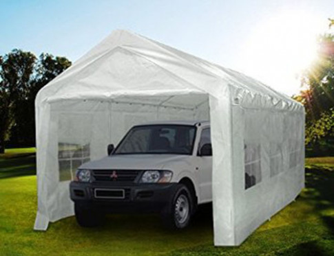 Top 10 Best Car Shelters In 2019 Reviews (Canopy) Carport Canopy Heavy Duty