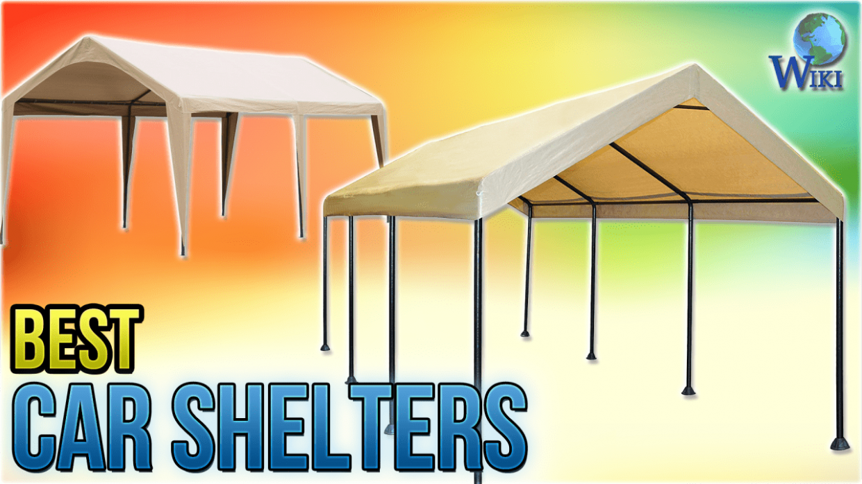 Top 11 Car Shelters Of 11 | Video Review Homemade Carport Canopy