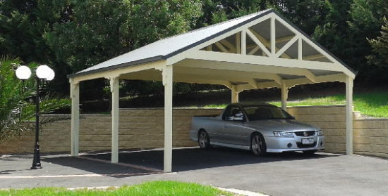 Truss Carport Kits: Adding Style And Class To Your Home ..