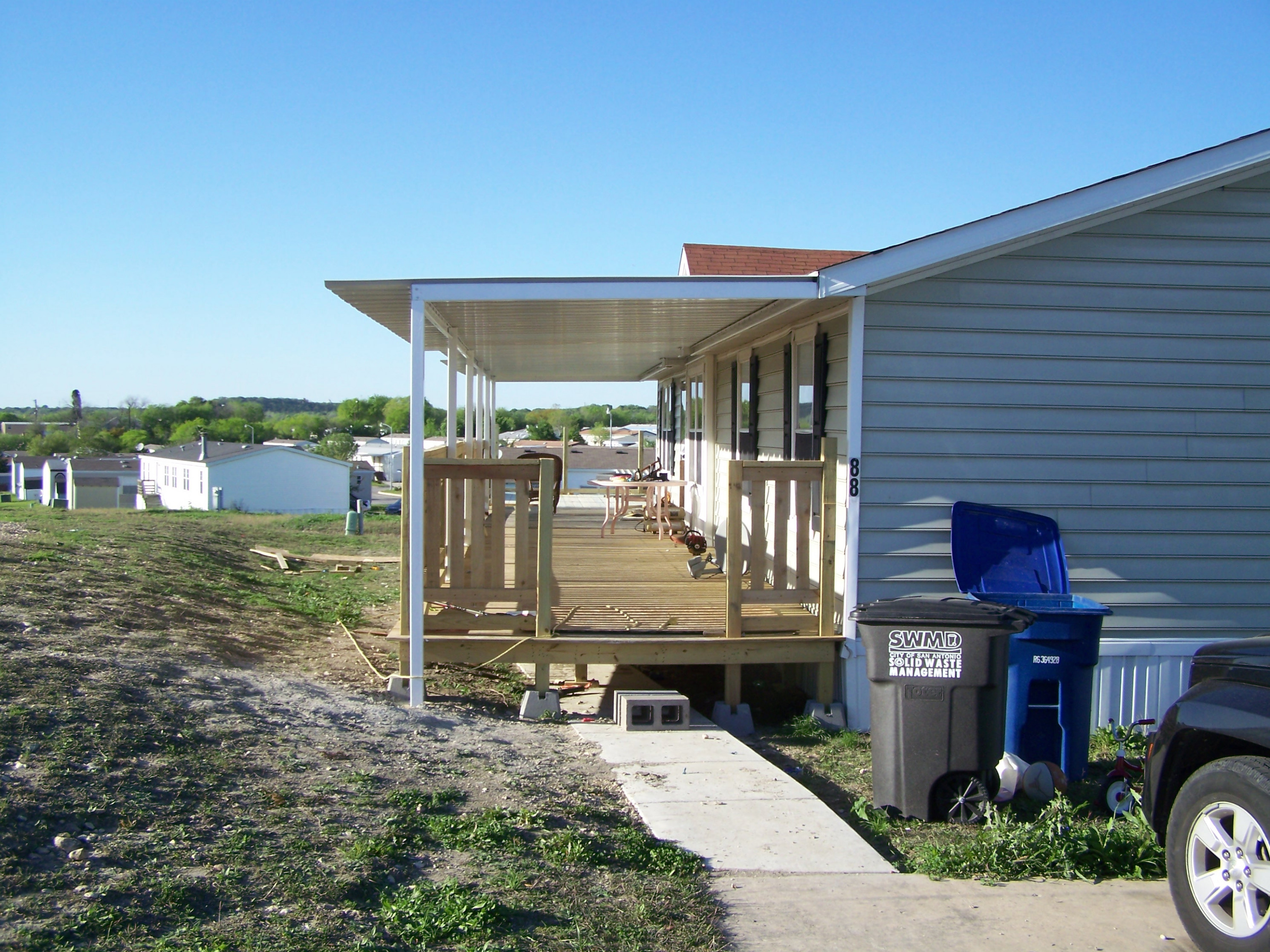 Tucson Mobile Home Awnings - Call us for your Awning (11 ...