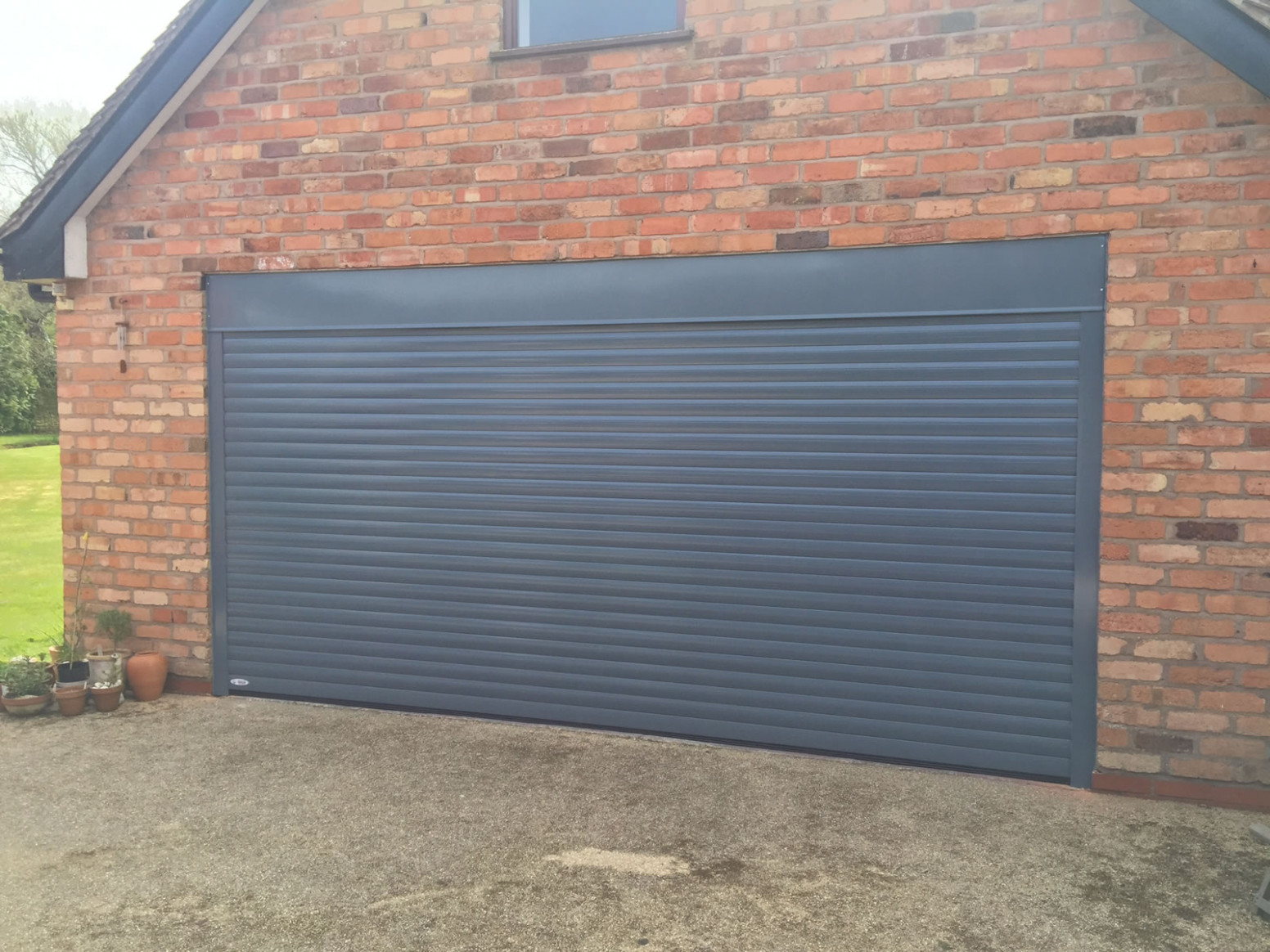 Two Garage Doors Into One | Rolux UK Ltd Turning A Carport Into A Garage Uk