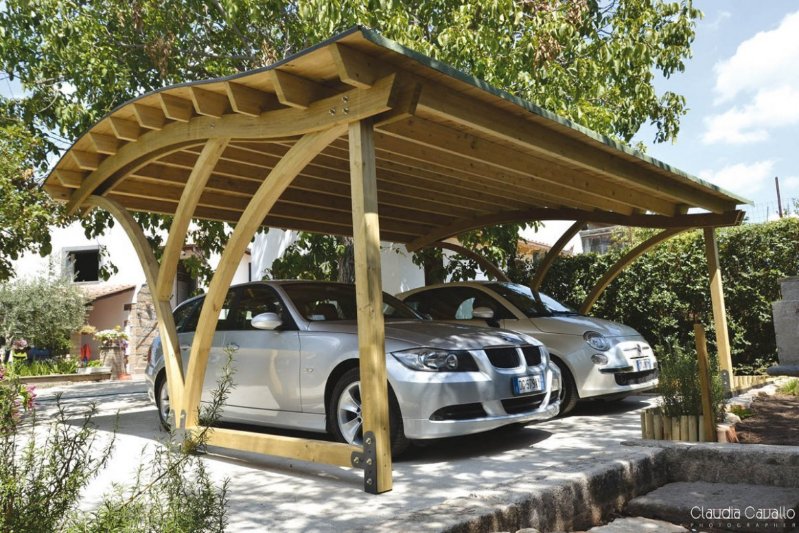 Unique Wooden Garage Kits Design With Solid Beech Wood ..