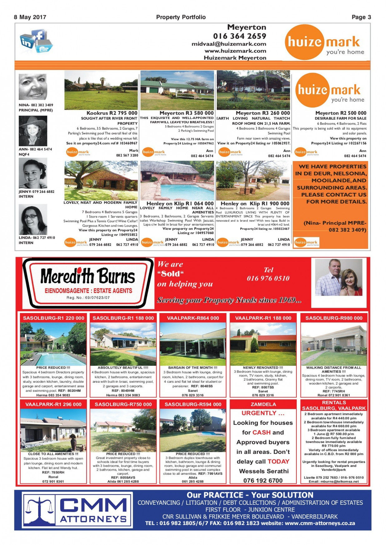 Vaal 133 May 133 Issue 133 Pages 13 136 Text Version ..