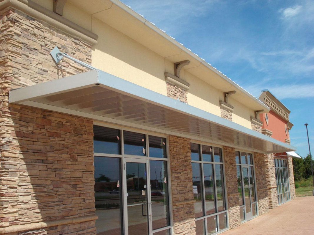 VAI System | Victory Awnings Dallas Fort Worth Carports Contemporary Signs