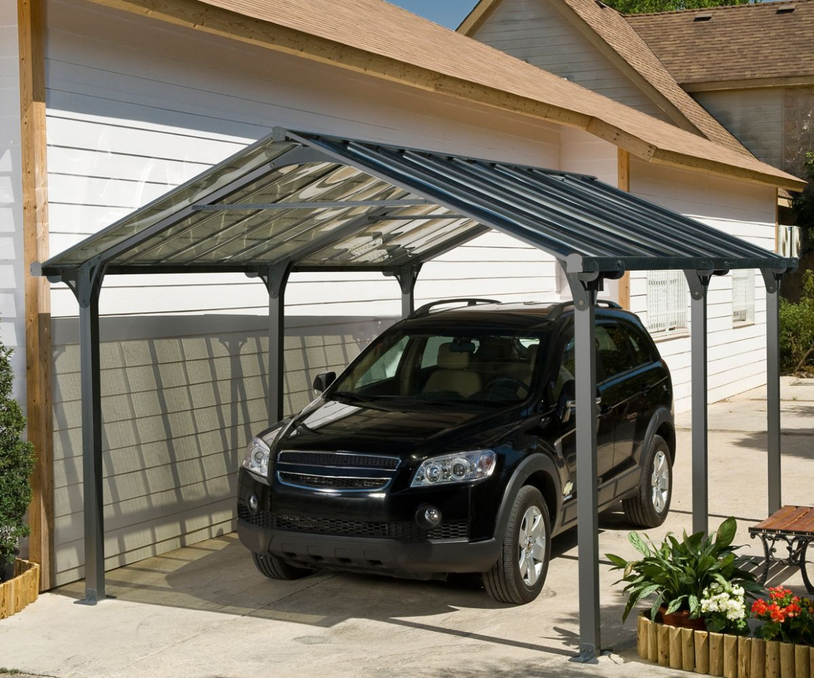 VanGuard 5000 Free Standing Car Port   Projects To Try ..