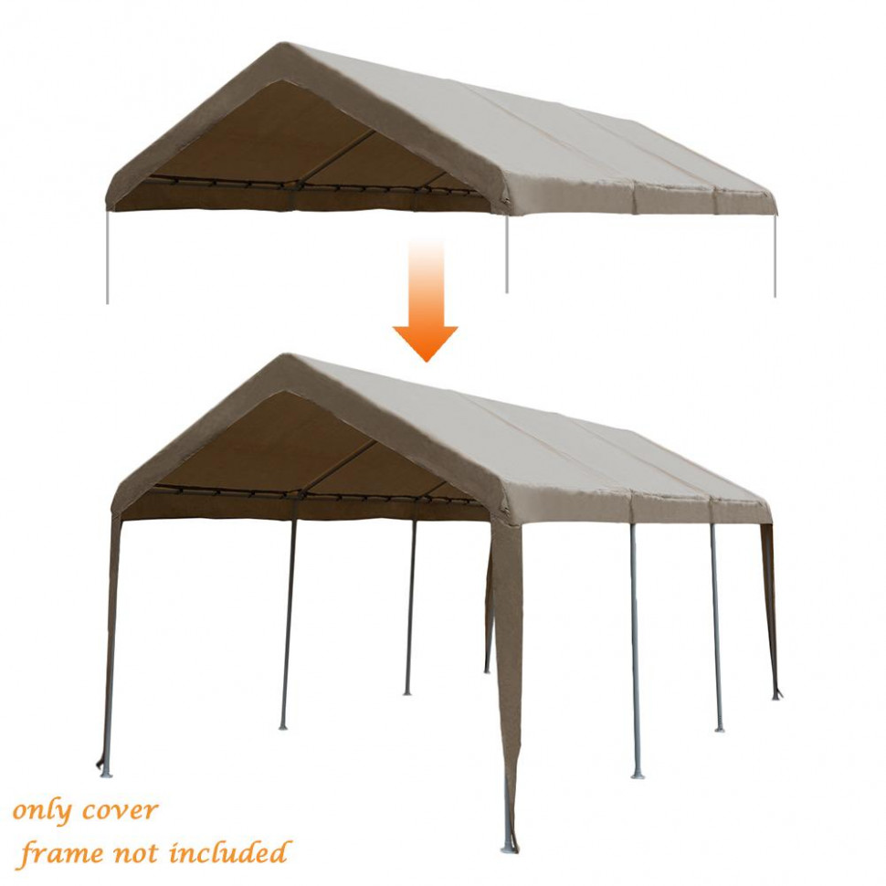 Various Gazebo, Canopy, Carport Cover Replacement Online ..